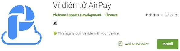 Hướng dẫn mua thẻ Scoin bằng AirPay - 2