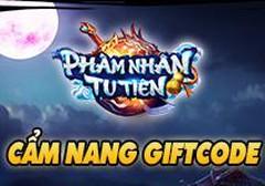 Cẩm Nang Giftcode